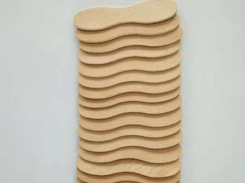 72榉木冰勺